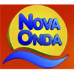 Logo da emissora Rádio Nova Onda Azul Maceió
