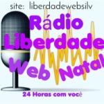 Logo da emissora Rádio Liberdade RN