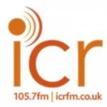 Logo da emissora Radio ICR 105.7 FM