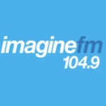 Logo da emissora Radio Imagine 104.9 FM
