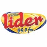 Logo da emissora Rádio líder 99.9 FM