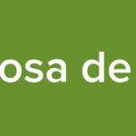 Logo da emissora Rádio Rosa De Saron Alagoinhas