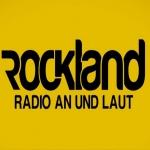 Logo da emissora Rockland 107.2 FM