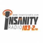 Logo da emissora Radio Insanity 103.2 FM
