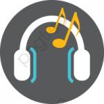 Logo da emissora Rádio Ilha Music Web