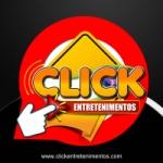 Logo da emissora Rádio Click Entretenimentos