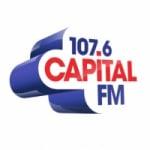 Logo da emissora Radio Capital 107.6 FM
