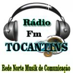 Logo da emissora Rádio FM Tocantins