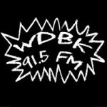 Logo da emissora WDBK 91.5 FM
