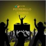 Logo da emissora Potrerillo Stereo 97.4 FM