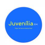 Logo da emissora Rádio Juvenília FM