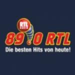 Logo da emissora RTL 89.0 FM