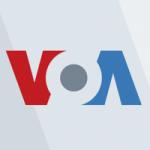 Logo da emissora Voz De América