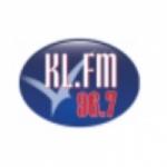 Logo da emissora Radio KL 96.7 FM