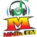 Logo da emissora Mídia FM