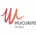 Logo da emissora Rádio Mucuripe 106.5 FM