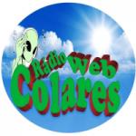 Logo da emissora Rádio Web Colares