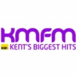 Logo da emissora Radio KMFM Medway 107.9 & 100.4 FM