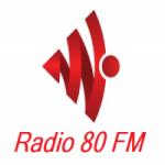 Logo da emissora Classic Hits 80 FM