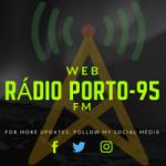 Logo da emissora Web Rádio Porto-95