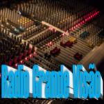 Logo da emissora Grande Visão FM