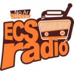 Logo da emissora Rádio ECS Fortaleza CE