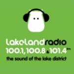 Logo da emissora Radio Lakeland Radio 105.6 FM