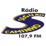 Logo da emissora Rádio Caminho Seguro 107.9 FM