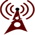 Logo da emissora Rádio Mistura Fina