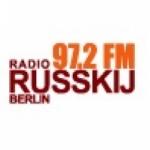 Logo da emissora Russkij Berlin 97.2 FM