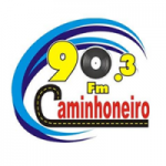 Logo da emissora Rádio Caminhoneiro 90.3 FM