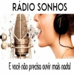 Logo da emissora Rádio Sonhos