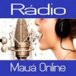 Logo da emissora Rádio Mauá Online