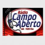 Logo da emissora Rádio Campo Aberto 1020 AM