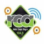 Logo da emissora Rádio Campo Alegre 104.9 FM