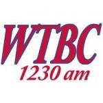 Logo da emissora WTBC 1230 AM