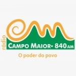 Logo da emissora Rádio Campo Maior 840 AM
