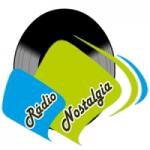 Logo da emissora Rádio Nostalgia