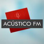 Logo da emissora Rádio Acústico FM
