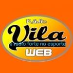 Logo da emissora Rádio Vila Web