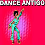 Logo da emissora Rádio Dance Antigo