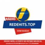 Logo da emissora Rádio Rede Hits