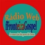 Logo da emissora Rádio Fronteira Gospel