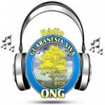 Logo da emissora Rádio Comunitária Guaranésia Viva 87.9 FM