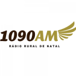 Logo da emissora Rádio Rural 1090 AM