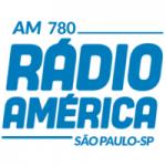 Logo da emissora Rádio América 780 AM
