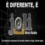 Logo da emissora Joli Web Rádio