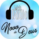 Logo da emissora Rádio Novo de Deus