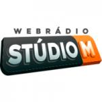 Logo da emissora Rádio Studio M