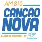 Logo da emissora Rádio Canção Nova 810 AM